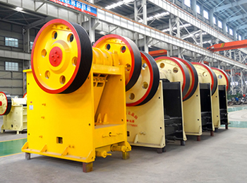 financial analysis for jaw crusher production